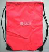 University of Bath Gymsac- Fluorescent Pink